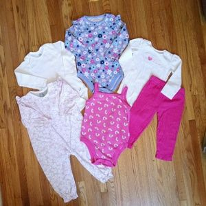 Sz 18-24 Months Little Girls Mixed Lot of Clothes